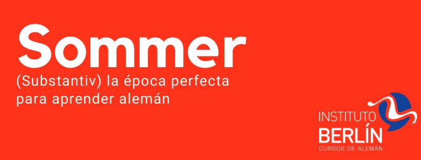 verano cursos aleman adultos