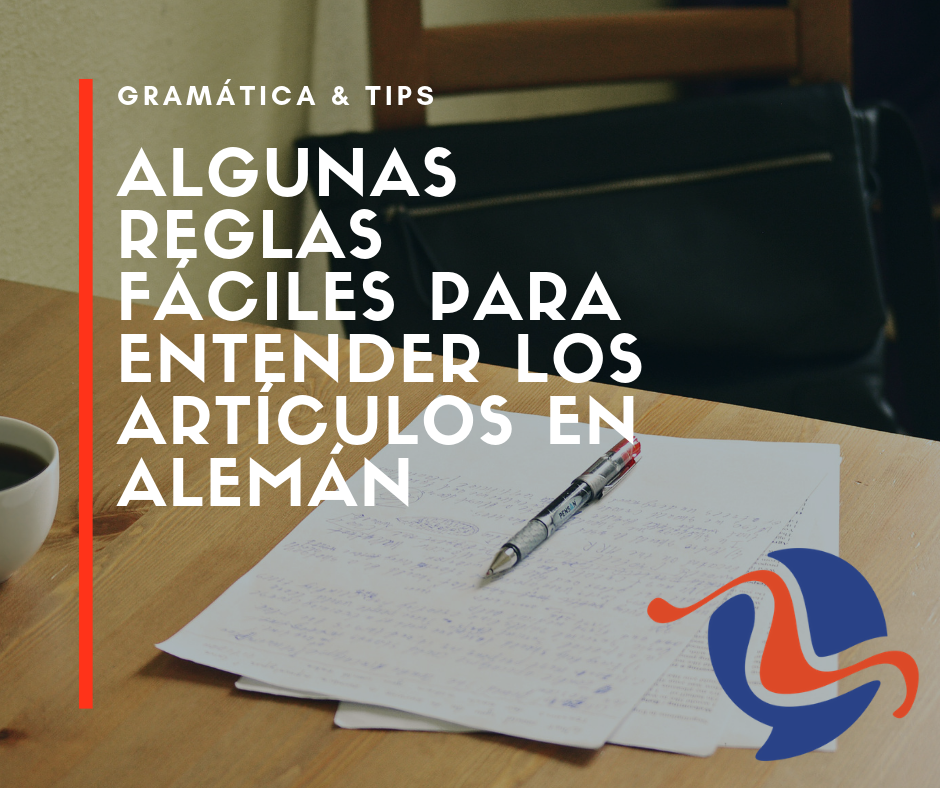 reglas gramatica aleman