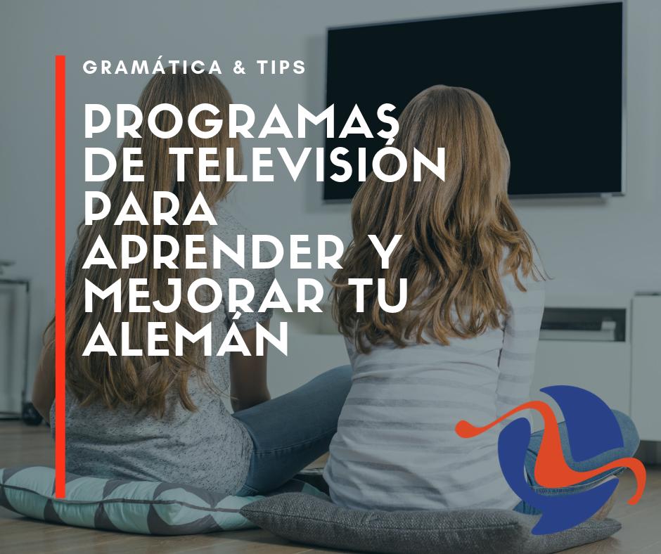 programas television aleman